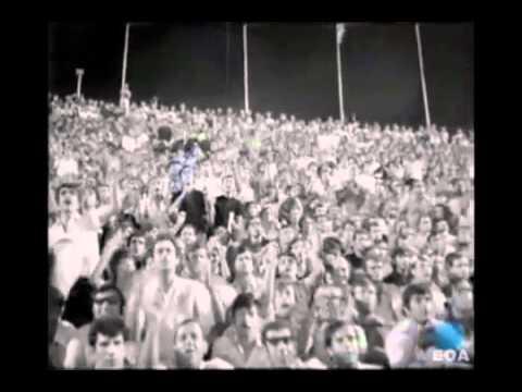 КОК 1971/1972 Олимпиакос-Динамо Москва 0-2