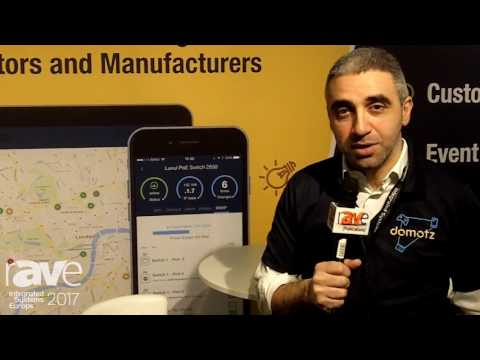 ISE 2017: Domotz Talks About Domotz Cloud-Based Networking Monitoring System