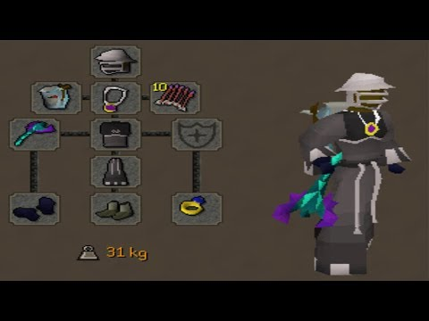 Pking with Weapons I don't usually use #20