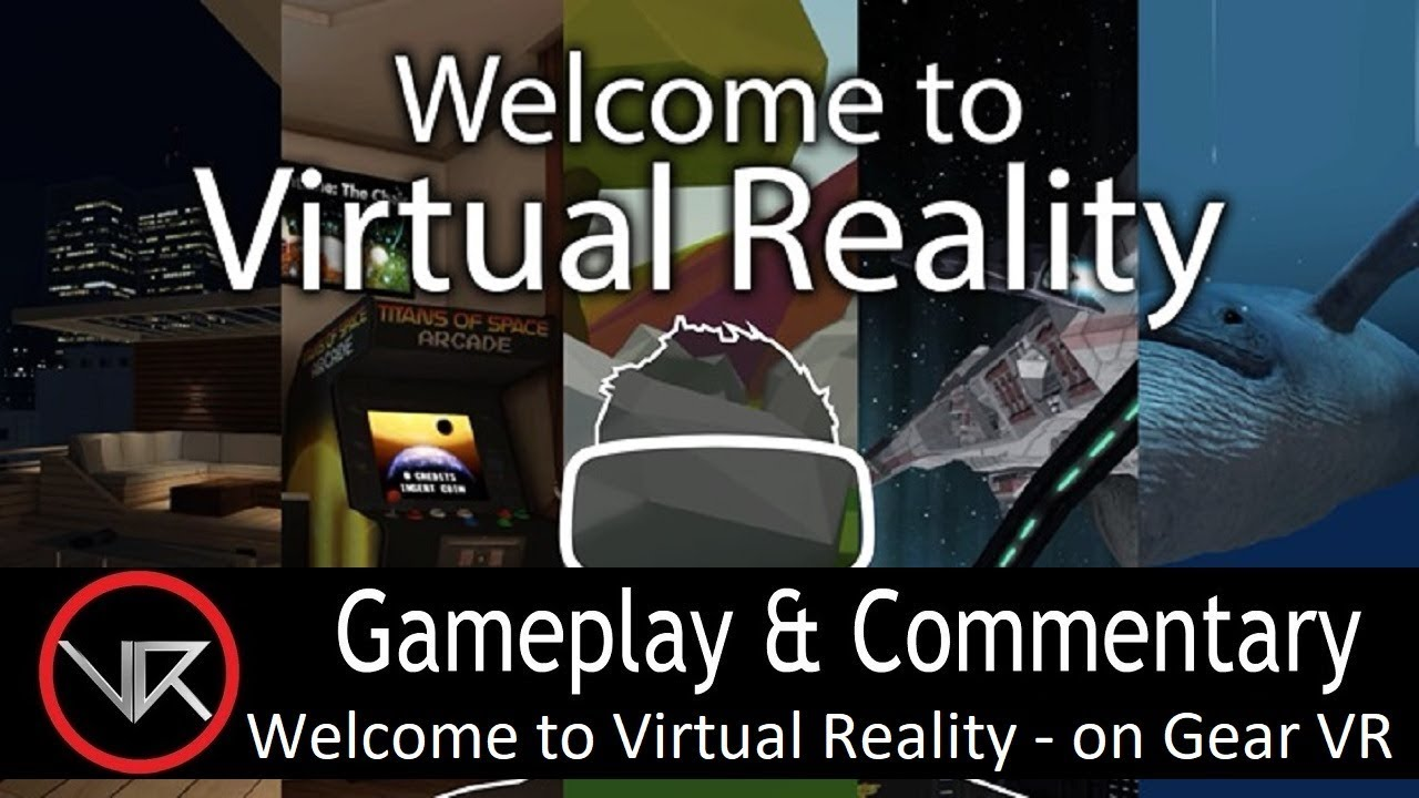 603801ecf429 The VR Shop - Welcome to Virtual Reality - Gear VR Gameplay - YouTube