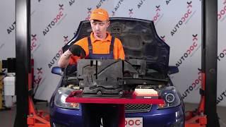 Réparation FORD FIESTA par soi-même - voiture guide vidéo