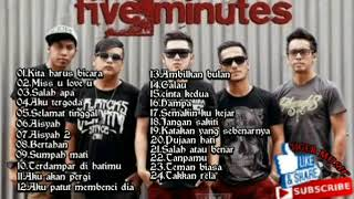 Download lagu BEST 24 LAGU FIVE MINUTES BAND🔥FIVE MINUTES BAND TERBAIK