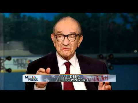 Greenspan: US Can Pay Any Debt It Has Because It Can Print Money To Pay It