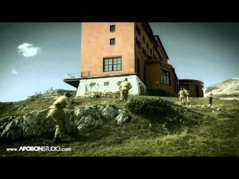 FULL 3D CGI production for WW II. documentary films