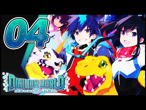 VEEMON + NEUE MENSCHEN IN DER DIGIWELT! - #04 - LET'S PLAY Digimon World: Next Order