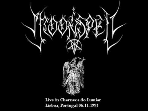 Moonspell - Live In Charneca Do Lumiar, LX Portugal 1993 (FULL BOOTLEG)