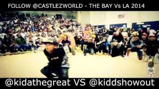 TommyTheClown: BayVsLA2k14 | Kida vs Kidd Showout
