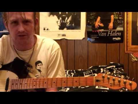 Waylon Jennings Guitar Lesson - Part One: Introduction - YouTube