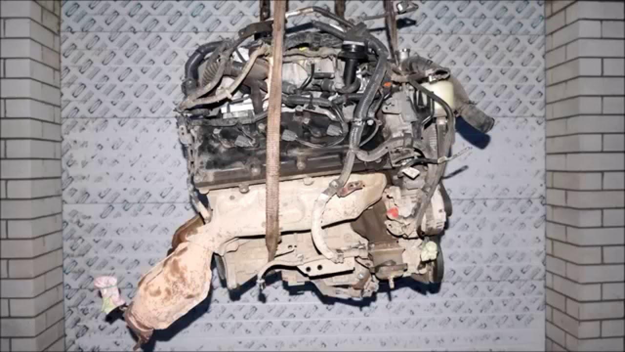 Купить Двигатель Nissan Patrol VI Y62 5.6 VK56VD Ниссан Патрол, Армада, Титан, Инфинити Ку Икс 56