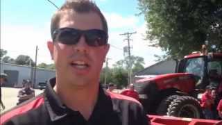 Setting up your combine for harvest