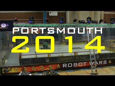Robot Wars Portsmouth 2014