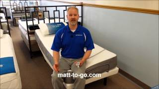 Beducation® - Rize™  Elevation Power Foundation Electric Adjustable Bed