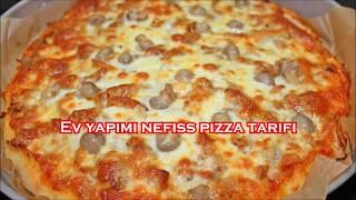 Kimsenin Hayır Diyemeyeceği Bir Pizza Tarifim Var Deneyin Ve Kendiniz Görün Sonucu !!!