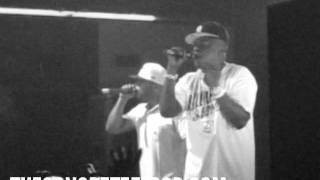 Jadakiss - 2 Gunz Up (Mighty D-Block) live at L.A.X. 5/6/11