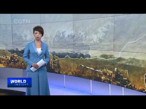 CHINESE MEDIA ON WHY INDIA IS NOT LEAVING DOKLAM AREA
