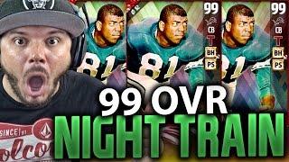 99 overall night train lane we got him madden 17 pack opening