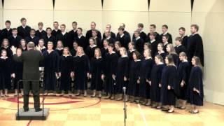 The Concordia Choir -Children of the Heavenly Father arr. René Clausen