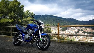 Video Suzuki Bandit 600 Ride | PURE SOUND download MP3, 3GP, MP4, WEBM, AVI, FLV September 2018