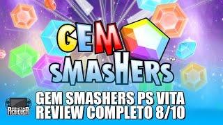 GEM SMASHERS PS VITA REVIEW 8/10 @FunboxMediaLtd