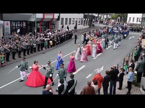 SSB Kreisschützenfest 2017 - Festzug