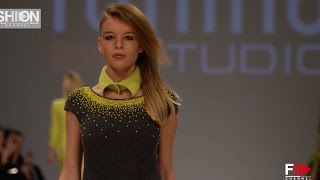 YANINA STUDIO Fall Winter 2017 18 Ukranian Fashion Week   Fashion Channel