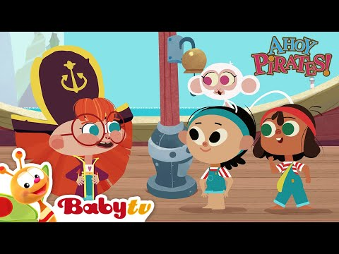 Ahoy Pirates! | Nursery Rhymes & Songs For Kids | BabyTV