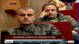 Konferans / Modern Dünyada İnsan ve Din- Mustafa İslamoğlu