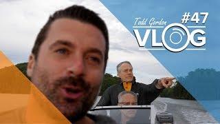 Boating With Bob Prechter And The Boys Of Elliott Wave International - Vlog 47
