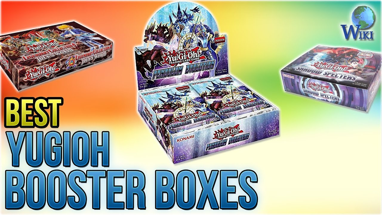 9 best yugioh booster boxes 2018 youtube. Black Bedroom Furniture Sets. Home Design Ideas