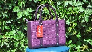 фиолетовые тона сумок 2016 года от Стайл лайн(, 2016-06-10T07:23:10.000Z)