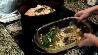 Chicken Thigh In Herb Marinade | Muslos De Pollo En Adobo De Hierbas