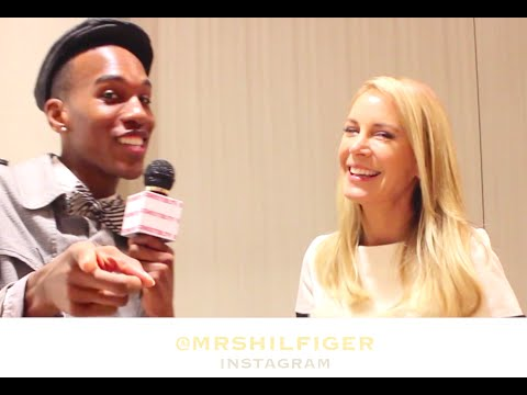 Dee Ocleppo (Mrs. Hilfiger) Interviews on New Lux Handbag Line Exclusively at Saks Fifth Ave!