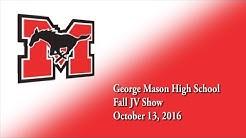 GMHS Fall JV Show: Thursday, October 13, 2016