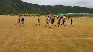 Numair shabbir malik is playing touch rugby ..1