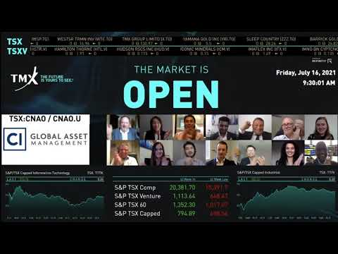 CI Global Asset Management Virtually Opens The Market