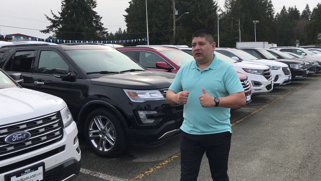 Build And Price Your New Ford Car Or Truck Mainland Ford >> Our Videos Mainland Ford Surrey Ford Surrey