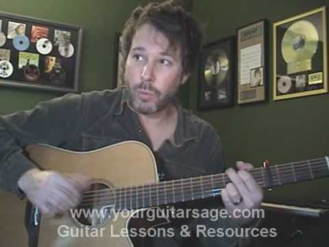 Guitar Lessons In My Room By The Beach Boys Beginners Acoustic