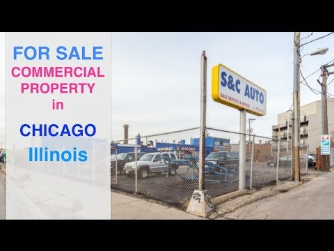 Commercial Property for Sale in Chicago Illinois