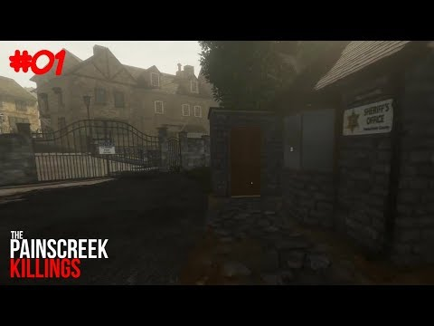 The Painscreek Killings Playthrough Gameplay Part 1