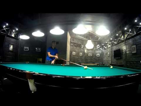 Видео-урок №10 - Сыгрывание свояка в отскок