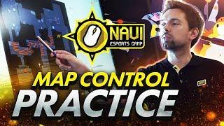NAVI Esports Camp: Как Справиться с Тильтом, Тренировка Мап Контроля