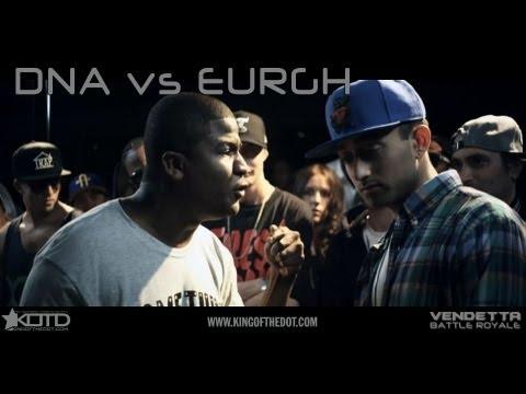 KOTD - Rap Battle - DNA vs Eurgh | #Vendetta