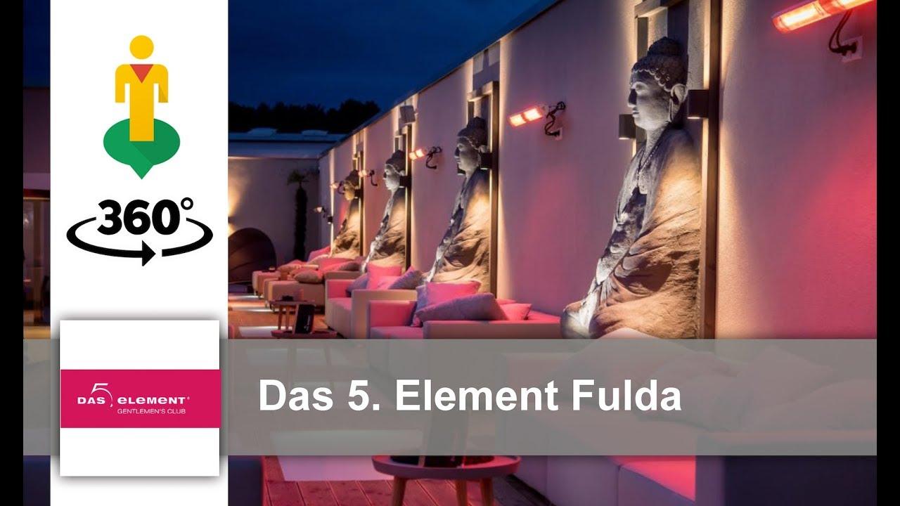 Das 5. Element - Gentlemens Club Fulda (360° Video VR