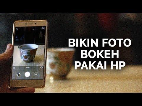 2 Trik Mudah Cara Bikin Foto Bokeh Pakai Hp
