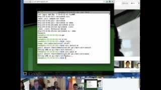 Google Developers Live Hangout - Google Cloud Storage