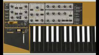 Clavia Nord lead 2 demo by s4k, free Nl2 patches by ClaviKorg