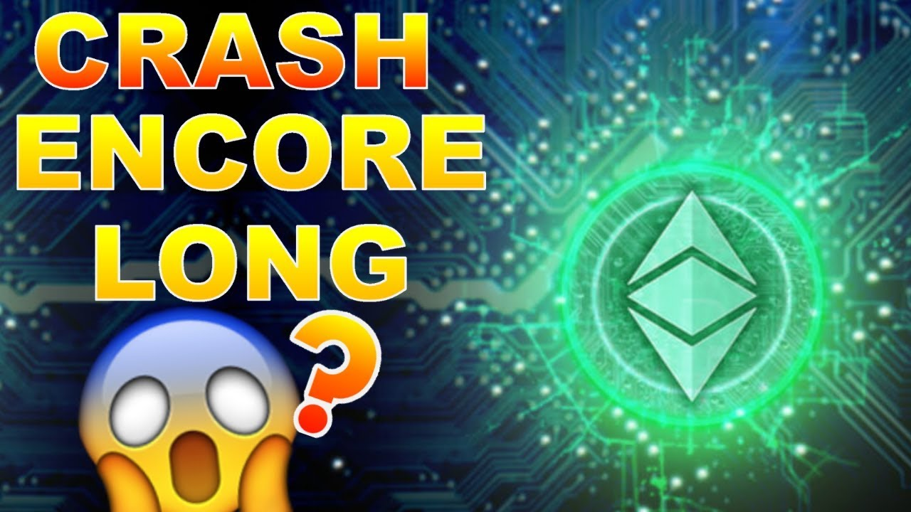 ETC/ETH CRASH ENCORE LONG !? ETHEREUM CLASSIC analyse technique crypto monnaie bitcoin