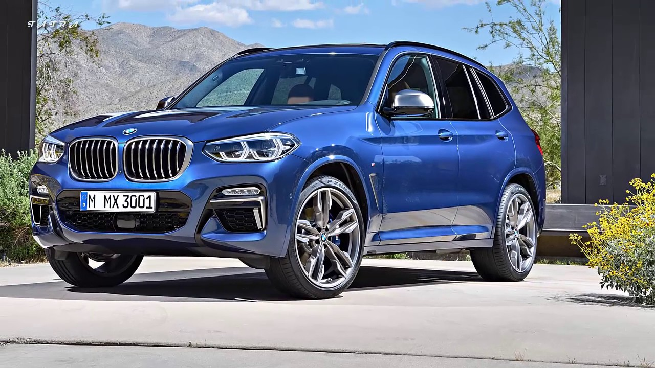 all new bmw x3 2018 exterior and interior youtube. Black Bedroom Furniture Sets. Home Design Ideas