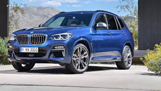 ALL NEW BMW X3 2018 - Exterior and Interior