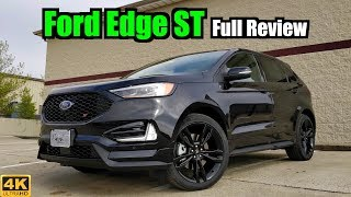 2019 Ford Edge St: Full Review | The Edge On Steroids!